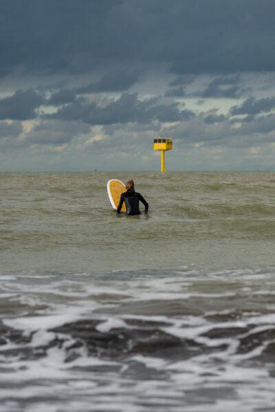Fotografie aan zee