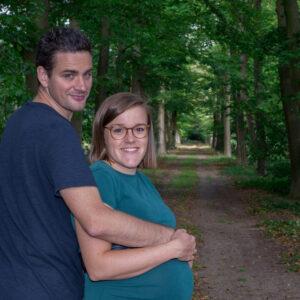 zwangerschaps- en babyfotografie Carovdb - fotografie